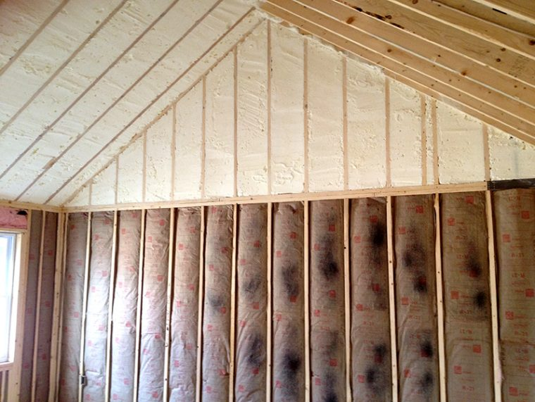 spray foam insulation Scotland