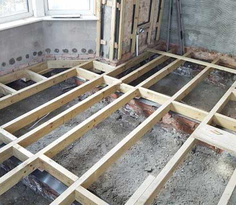 underfloor insulation Scotland